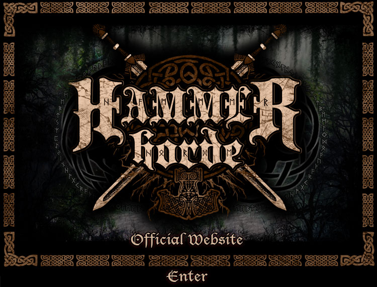 Hammer Horde - Epic Viking Metal